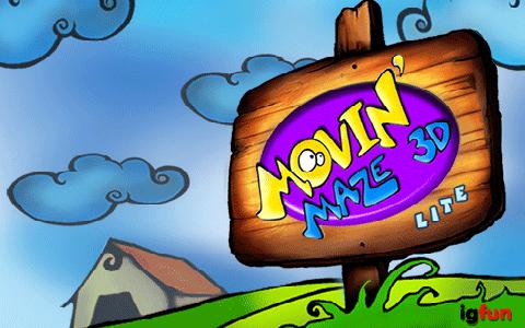 Screenshot Movin' Maze 3D Lite