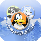 3D Winter Game Fantasy