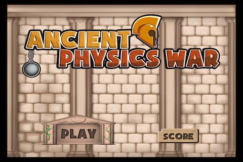 Screenshot Ancient Physics War