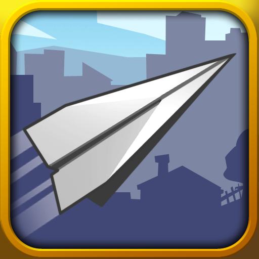 Paper Glider iOS