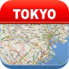 Tokyo Offline Map - City Metro Airport - Green Lake Technology Ltd