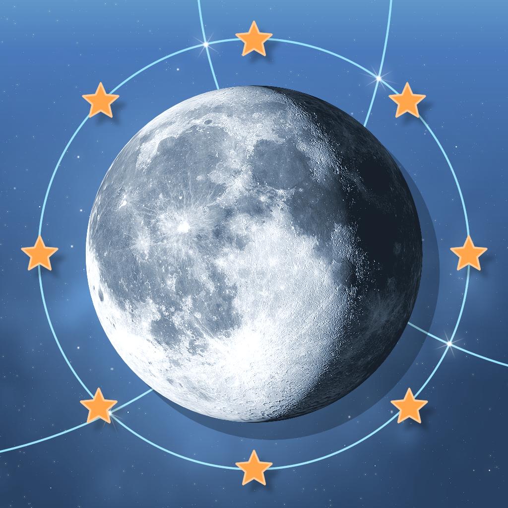 Deluxe Moon Pro - Moon Phases Calendar - Sergey Vdovenko