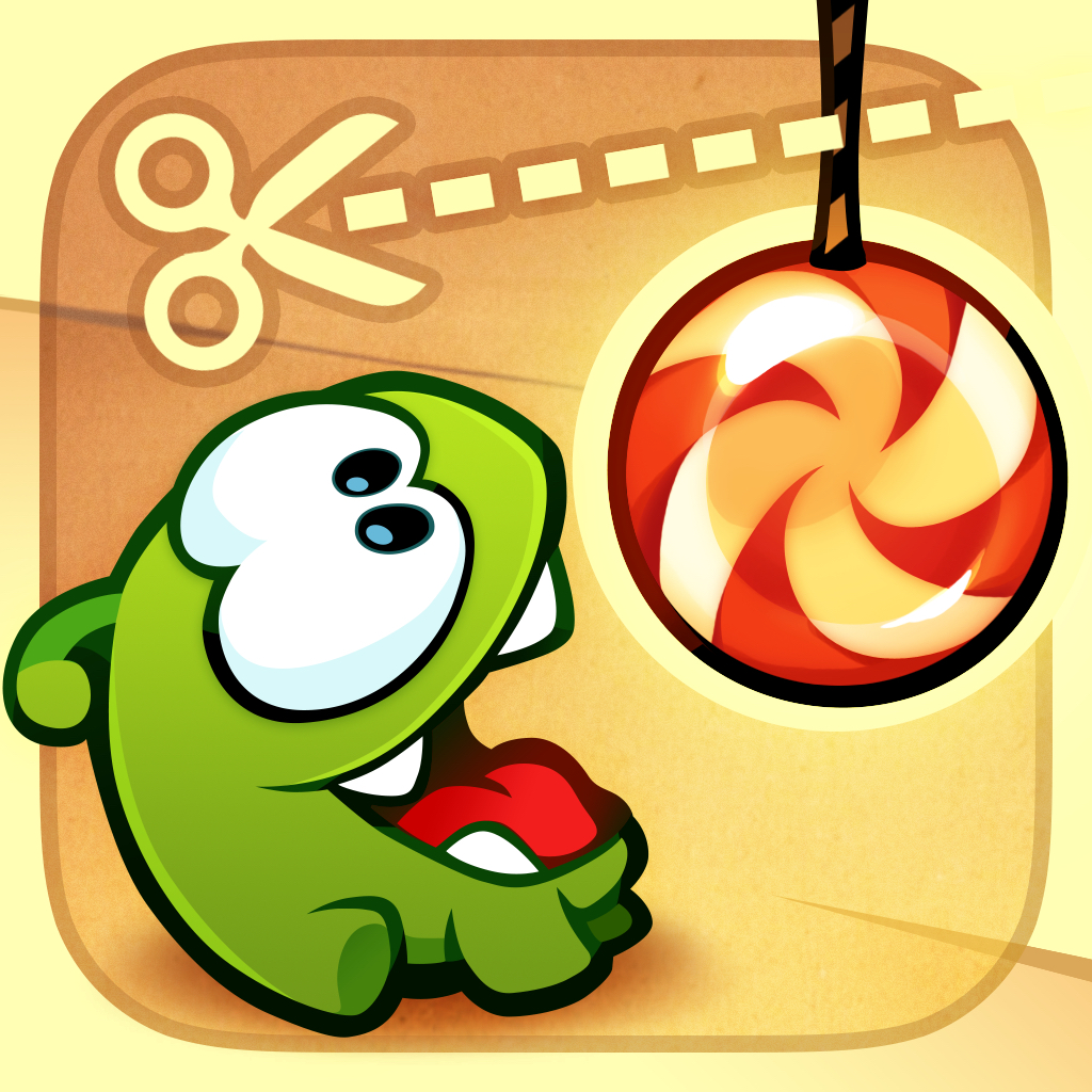 Cut the Rope (カット・ザ・ロープ) - Chillingo Ltd