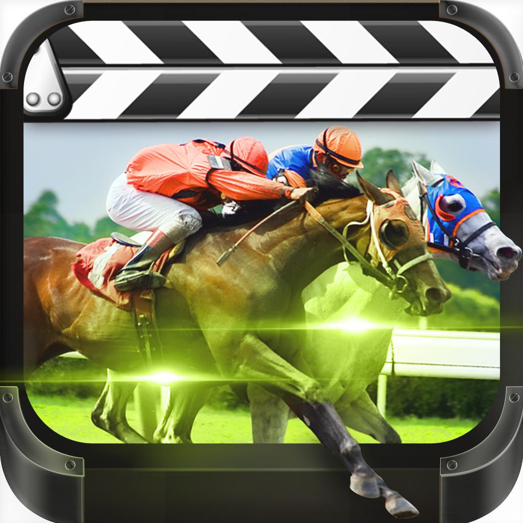 ダービー動画 - DerbyTube 競馬予想や馬券予想にも使える競馬のレース動画アプリ - Daiki Yajima