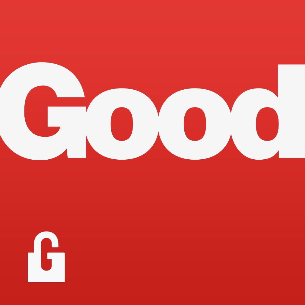 Good for Enterprise - Good Technology, Inc.