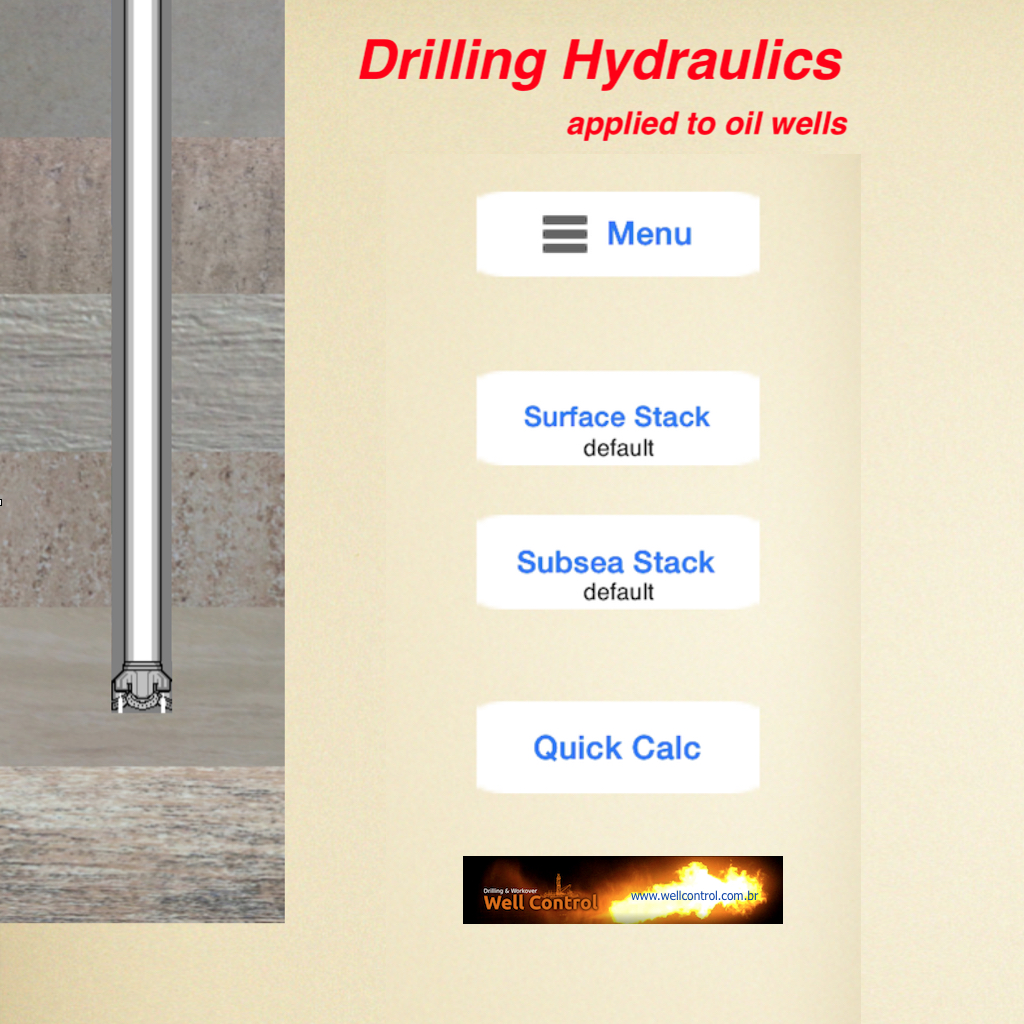 Drilling Hydraulics - Cafm
