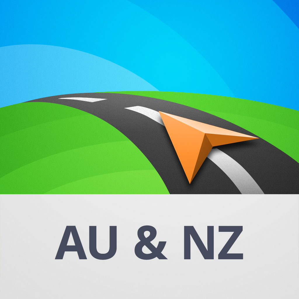 Sygic Australia & New Zealand: GPS Navigation - Sygic a. s.