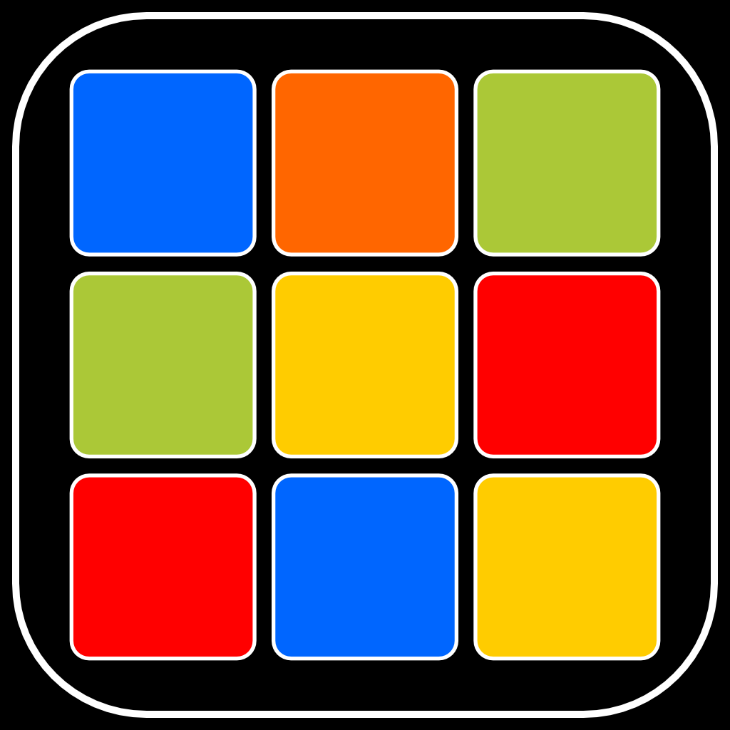 Rubik's Cube 2d